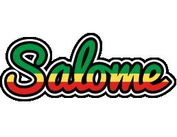 Salome african logo