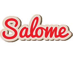 Salome chocolate logo