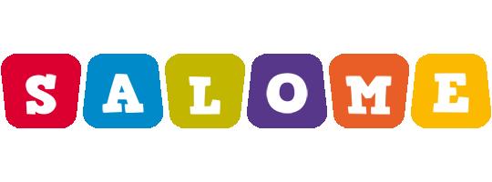 Salome daycare logo