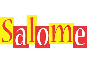 Salome errors logo