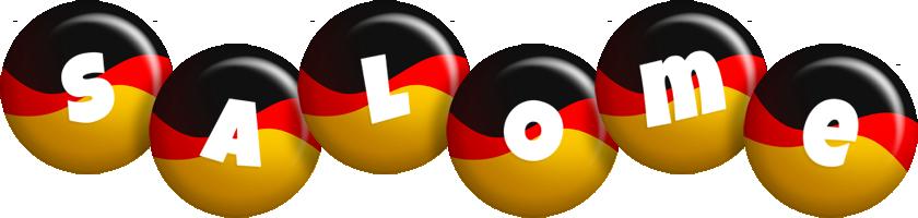 Salome german logo