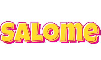 Salome kaboom logo