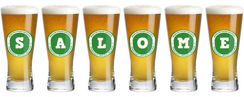 Salome lager logo