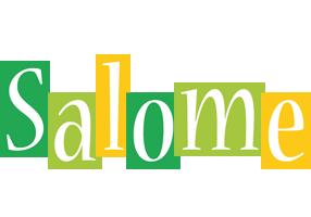 Salome lemonade logo