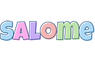 Salome pastel logo