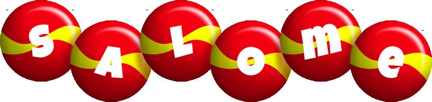 Salome spain logo