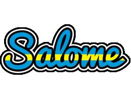 Salome sweden logo