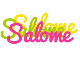 Salome sweets logo