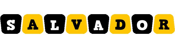 Salvador boots logo