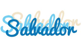 Salvador breeze logo