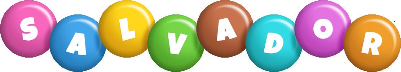 Salvador candy logo