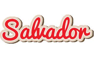 Salvador chocolate logo