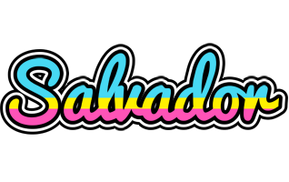 Salvador circus logo