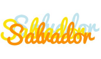 Salvador energy logo