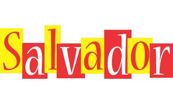 Salvador errors logo