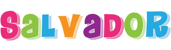 Salvador friday logo