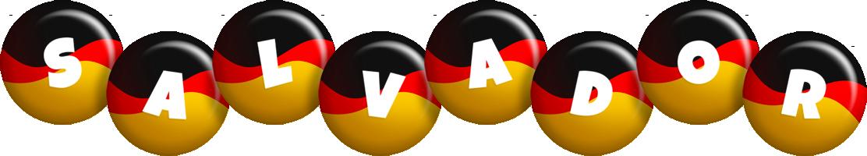 Salvador german logo