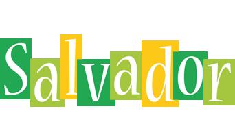 Salvador lemonade logo