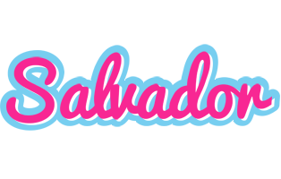 Salvador popstar logo