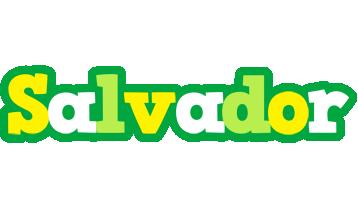 Salvador soccer logo