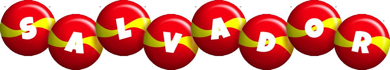 Salvador spain logo