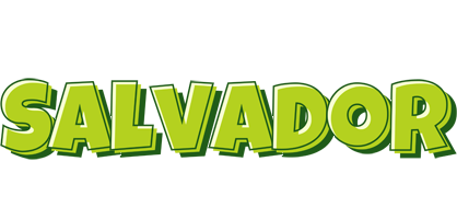 Salvador summer logo