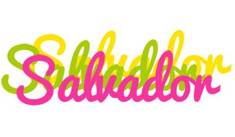 Salvador sweets logo