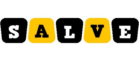 Salve boots logo