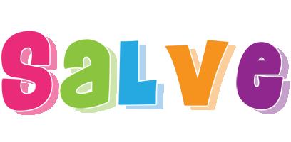 Salve friday logo