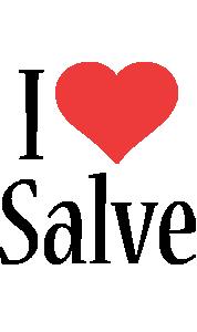 Salve i-love logo