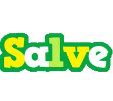 Salve soccer logo
