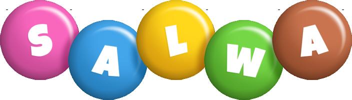 Salwa candy logo