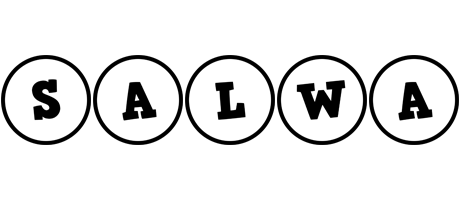 Salwa handy logo