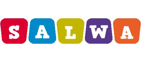 Salwa kiddo logo