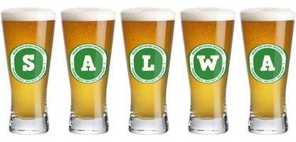 Salwa lager logo