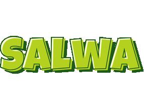 Salwa summer logo