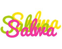 Salwa sweets logo