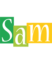 Sam lemonade logo