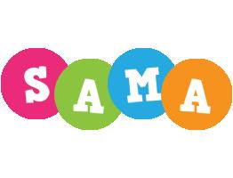 Sama friends logo
