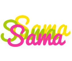 Sama sweets logo