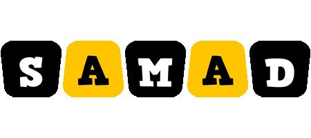 Samad boots logo