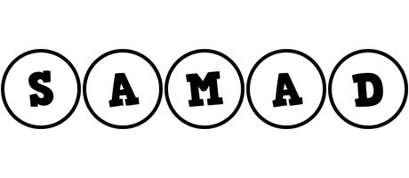 Samad handy logo