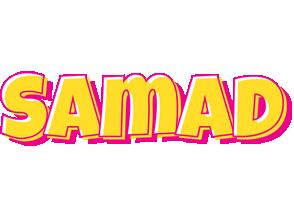 Samad kaboom logo