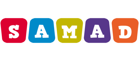Samad kiddo logo