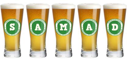 Samad lager logo