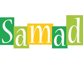 Samad lemonade logo