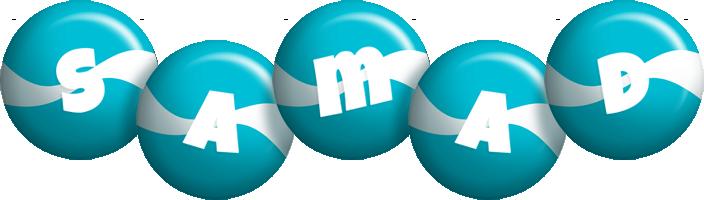 Samad messi logo