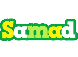 Samad soccer logo