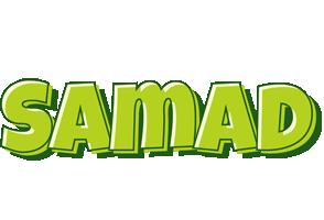 Samad summer logo