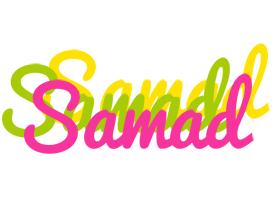 Samad sweets logo